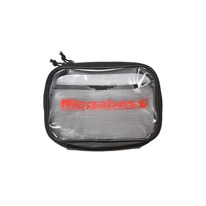 メガバス(Megabass) クリアポーチ ポーチ型