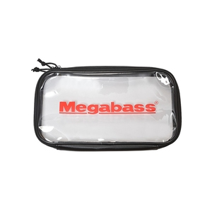 メガバス(Megabass) クリアポーチ
