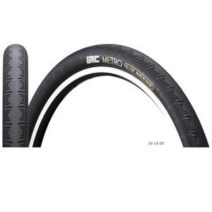 アイ・アール・シー(iRC) METRO メトロ 26×2.0 ブラック 19632F