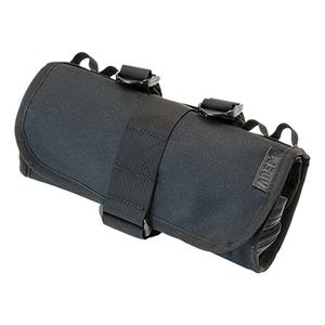 アウトドア&フィッシング ナチュラムADEPT(アデプト) アンプルラップ ブラック BAG37100