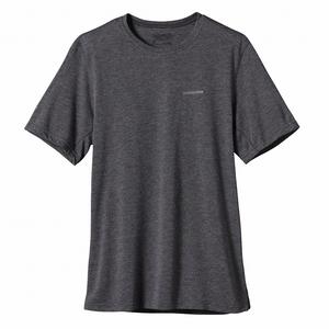パタゴニア(patagonia) M's S/S Nine Trails Shirt(ショートスリーブ ナイン トレイルズ シャツ) 23470 メンズ速乾性半袖Tシャツ