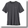 M's S/S Nine Trails Shirt(ショートスリーブ ナイン トレイルズ シャツ)SBLK(Black)