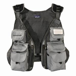 パタゴニア(patagonia) Convertible Vest(コンバーティブル ベスト) ワンサイズ FGE(Forge Grey) 81915