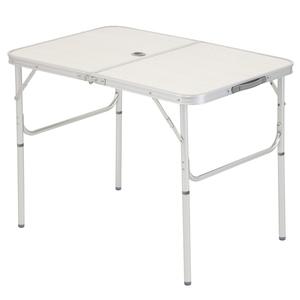 BUNDOK(バンドック) アルミFDテーブルS/C 90x60cm 高さ微調整可能 BD-240