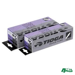 TIOGA(タイオガ) インナーチューブウルトラライト(仏式)×2【お得な2点セット】 TIT10900