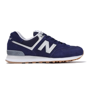【送料無料】new balance(ニューバランス) ML574 MS RUN STYLE 26.5cm BLUExGRAY/D ML574 HRJ D