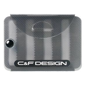 C&Fデザイン フライプロテクターSサイズ(4ポケットマイクロスリットフォーム) CFA-25/S アクセサリー・ツール