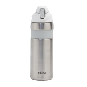 サーモス(THERMOS) FFQ-600 真空断熱ストローボトル ステンレスホワイト WBT06201