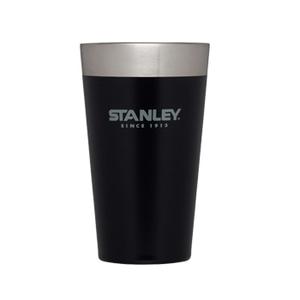STANLEY(スタンレー) スタッキング真空パイント 0.47L マットブラック 02282-035
