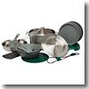 ベースキャンプクックセット 3.5L シルバー