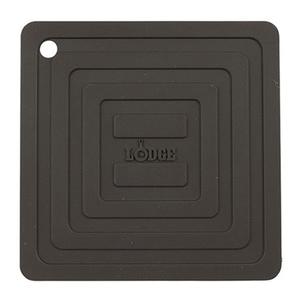 LODGE(ロッジ) シリコンスクエアポットホルダー AS6S11 BK(ブラック) 19240094001000