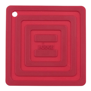 LODGE(ロッジ) シリコンスクエアポットホルダー AS6S41 19240094004000 クッキングアクセサリー