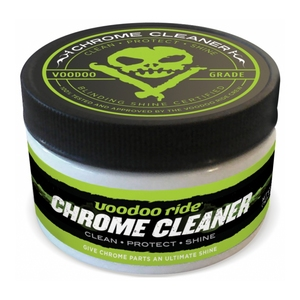 VOODOO RIDE(ブードゥー ライド) CHROME CLEANER(クロームメッキ クリーナー) 128ml VR7010