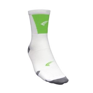 FOOTMAX(フットマックス) 3D SOX BKE RACING(FXB017) M WHT(ホワイト)