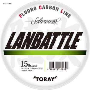 東レインターナショナル(TORAY) ソラローム ランバトル 100m 14LB ナチュラル S75L