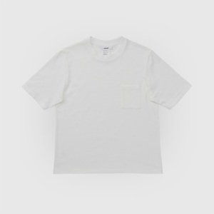 【送料無料】MXP(エムエックスピー) DRY JERSEY BIG TEE WITH POCKET Men's L W(ホワイト) MX36152