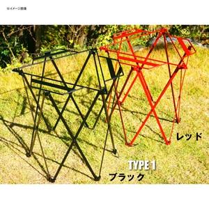 ネイチャートーンズ(NATURE TONES) THE FOLDING STOVE GUARD TYPE1 SG1-R ストーブ・コンロアクセサリー