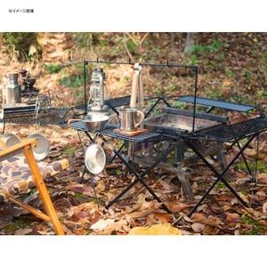 【送料無料】ネイチャートーンズ(NATURE TONES) THE OCTAGON FIRE TABLE 6.7kg 耐熱ブラック OCTFT-TB+OP