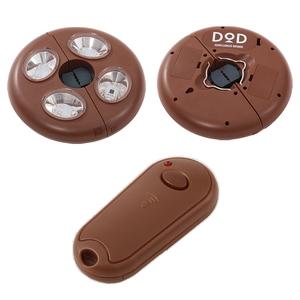DOD(ディーオーディー) リモコンUFO ライト L1-502 ミニライト&アクセサリーライト