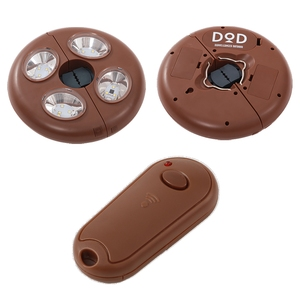 D.O.D(ドッペルギャンガーアウトドア)リモコンUFO ライト