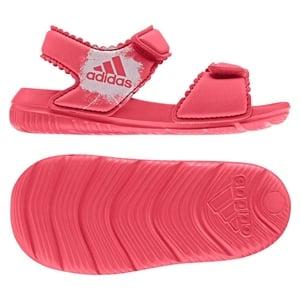adidas(アディダス) BABY ALTASWIM I 13.0cm BA7868(コアピンクxランニングホワイト)
