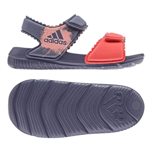 adidas(アディダス) BABY ALTASWIM I 14.0cm BA7870(スーパーパープルxヘイズコーラル)
