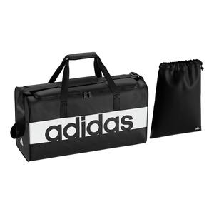 adidas(アディダス) リニアロゴチームバッグ BVB06 ダッフルバッグ