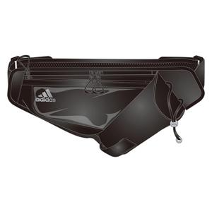 【送料無料】adidas(アディダス) ランニング LWボトルポーチ ワンサイズ BR1360(BR1360 ブラック) DMK72