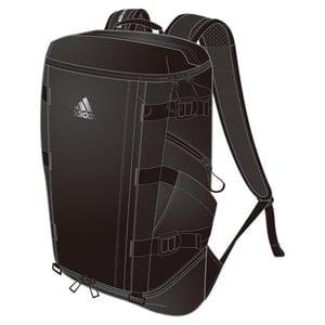 【送料無料】adidas(アディダス) OPS バックパック 26 26L BQ1101(BQ1101 ブラック) MKS55