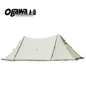 ogawa(小川キャンパル) ツインピルツフォークT/C 3345 リビング用シェルター