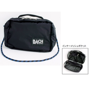 【送料無料】BACH(バッハ) ACCESSORY BAG-MEDI 2L BLACK 128211