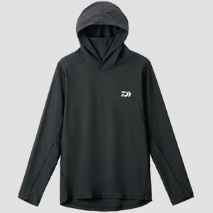ダイワ(Daiwa) DE-6207 ロングスリーブ フーディーラッシュガードシャツ 04519991 フィッシングシャツ