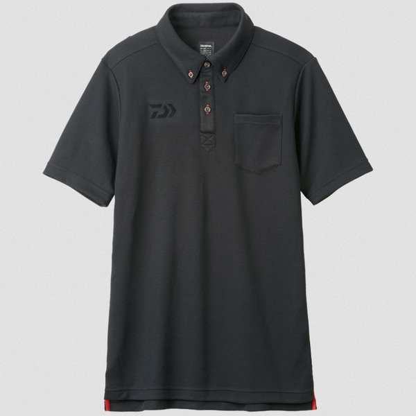 ダイワ(Daiwa) DE-6507 ボタンダウンポロシャツ 04520012 フィッシングシャツ