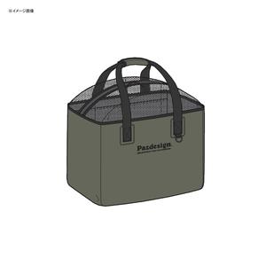 パズデザイン ターポリンウェーダーバッグ PAC-244