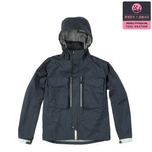 【送料無料】Foxfire(フォックスファイヤー) スキーマーズジャケット L ネイビー 501173604604
