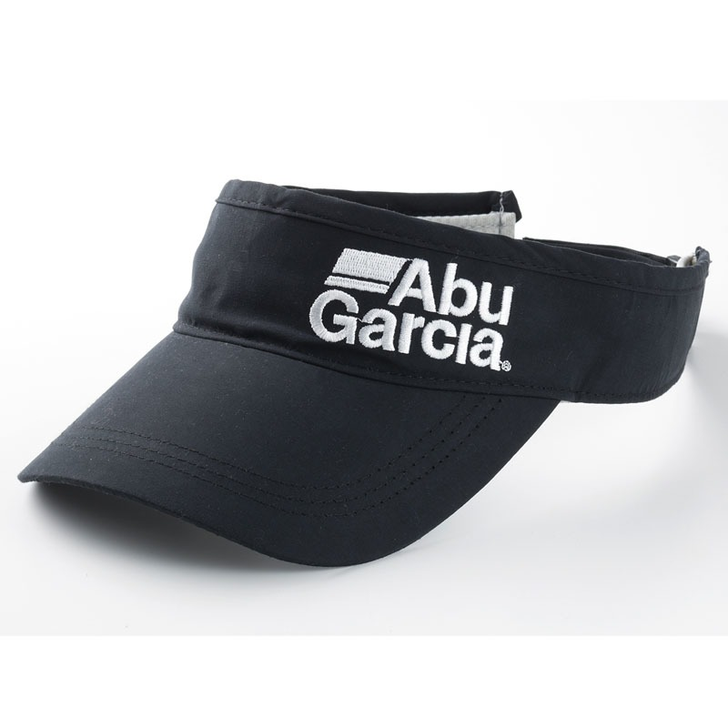 アブガルシア(Abu Garcia) サンバイザー フリー ブラック 1424211