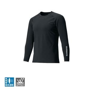 シマノ(SHIMANO) IN-061Q サンプロテクション ロングスリーブシャツ 48359 フィッシングシャツ