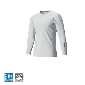シマノ(SHIMANO) IN-061Q サンプロテクション ロングスリーブシャツ 48368 フィッシングシャツ