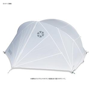 【送料無料】boreas(ボレアス) フットプリント(ティアゴ専用) Grey 04-0191B-GRY2P
