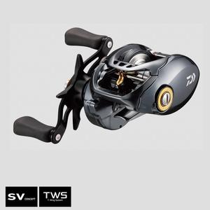 ダイワ(Daiwa)TATULA(タトゥーラ) SV TW 6.3R