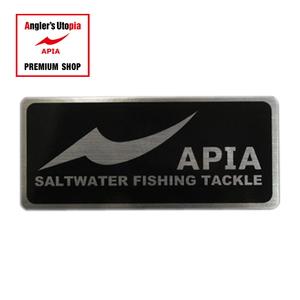 アピア(APIA) APIA メタルステッカー ステッカー