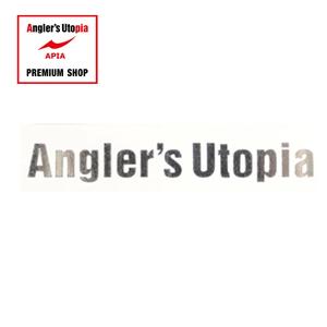 アピア(APIA) Angler's Utopia メタルカッティングシート ステッカー