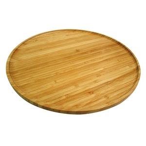 キャプテンスタッグ(CAPTAIN STAG) TAKE-WARE 竹 スタックRプレート 28cm UP-2548 ウッド製お皿