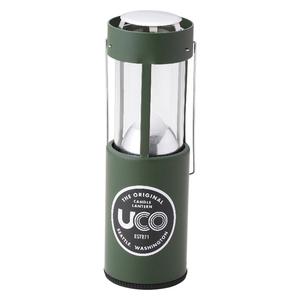 UCO(ユーコ) キャンドルランタン グリーン 24352