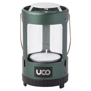 UCO(ユーコ) ミニランタン グリーン 24382