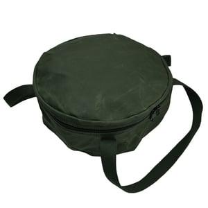 【送料無料】asobito(アソビト) 10インチ 深型キャンプオーブン 防水帆布ケース オリーブ ab-003