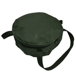 asobito(アソビト) 10インチ 深型キャンプオーブン 防水帆布ケース オリーブ ab-003