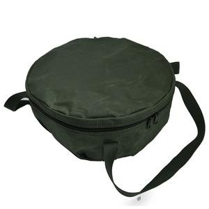 asobito(アソビト) 12インチ 深型キャンプオーブン 防水帆布ケース オリーブ ab-004