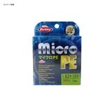 マイクロ PE 150m 0.4号/7.5lb ライム