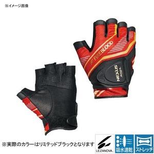 シマノ(SHIMANO) GL-142Q NEXUS レザノヴァ プリントグローブ5 LIMITED PRO 48349 ファイブフィンガーレス(フィッシング)